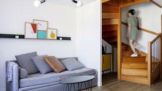 Apartamento de 2 dormitorios para 6 personas