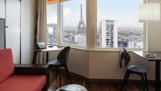 1-bedroom apartment for 4 people - Panoramic views of Paris