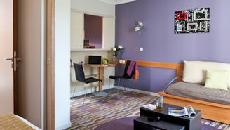 Apartamento con 1 dormitorio, para 3 personas