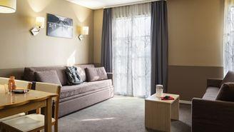 Appartement avec 1 chambre pour 7 personnes