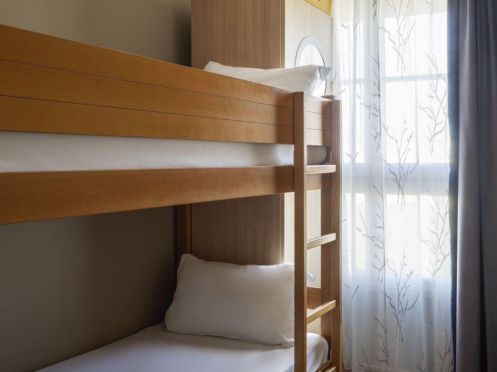 Apartamento com 1 quarto para 7 pessoas