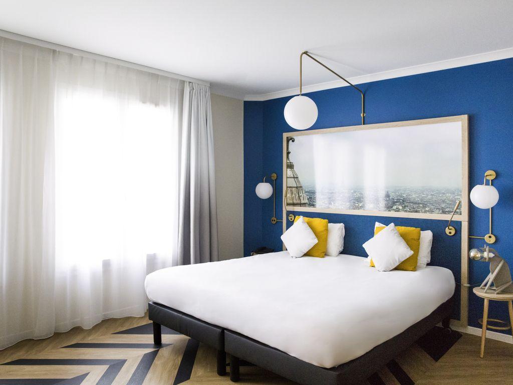 Apartamento com 2 quartos para 6 pessoas