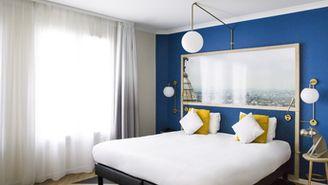 Appartement avec 2 chambres pour 6 personnes