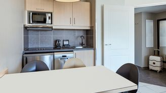 Apartamento con 1 dormitorio, para 4 personas