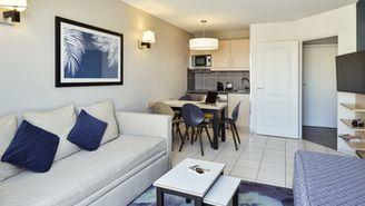 Apartamento cómodo de 1 dormitorio para 5 personas