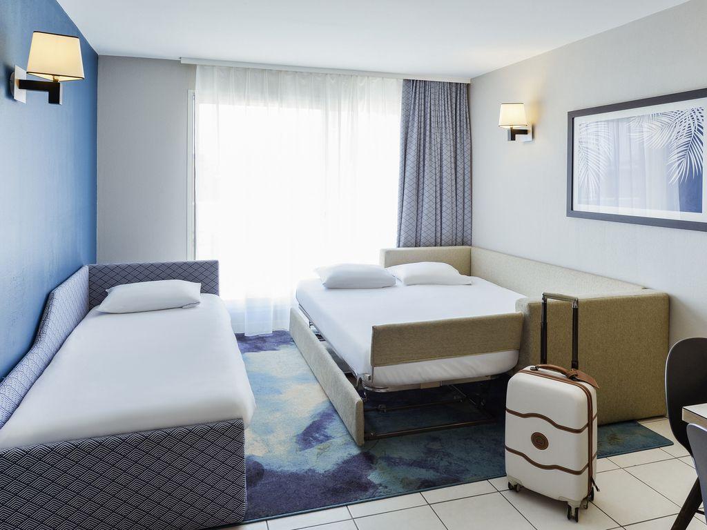 Appartement mit 1 Schlafzimmer für 5 Personen