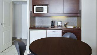Appartement mit 1 Zimmer für 5 Personen