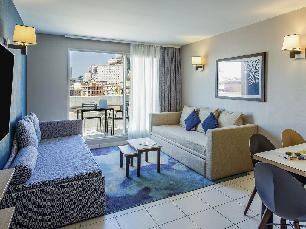 Apartamento com 2 quartos para 5 a 6 pessoas