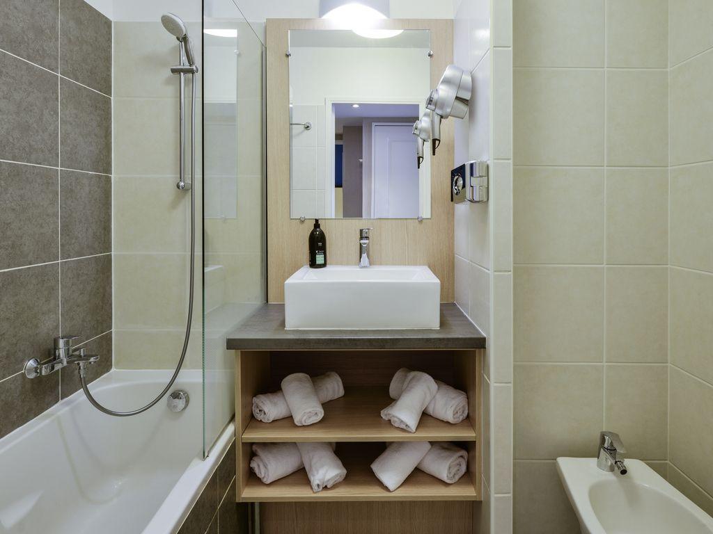 Apartamento con 2 dormitorios, para 5 a 6 personas