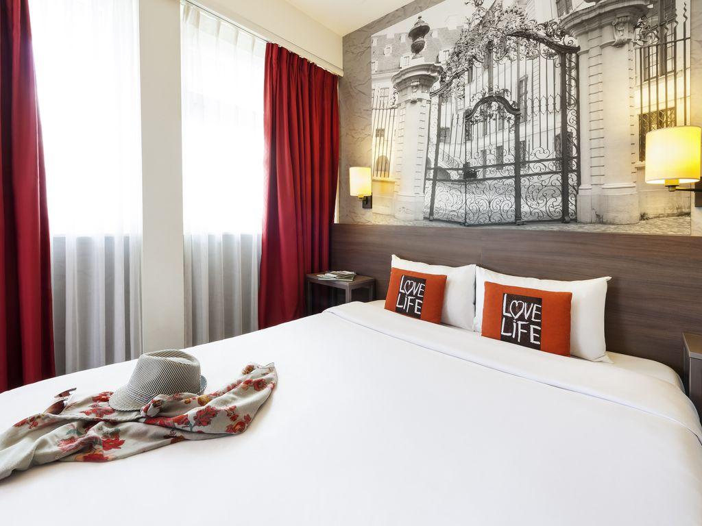 Großes Superior-Appartement mit 1 Schlafzimmer und Balkon für 4 Personen