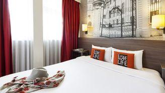Appartement Supérieur 1 chambre pour 4 personnes avec Balcon