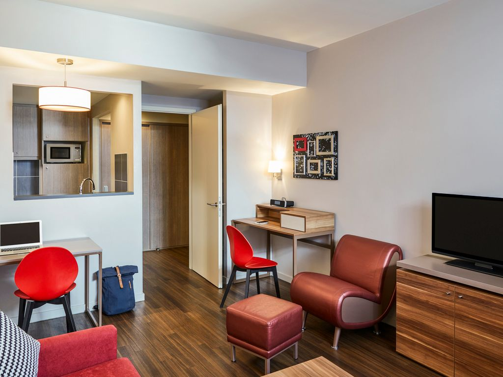 Apartment mit 1 Schlafzimmer für 4 Personen