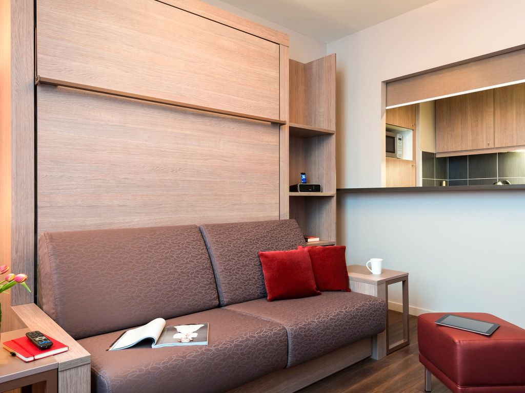 Studio 2 für Personen, Doppelbett