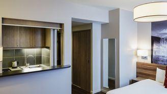 Studio 2 für Personen, Twin-Betten