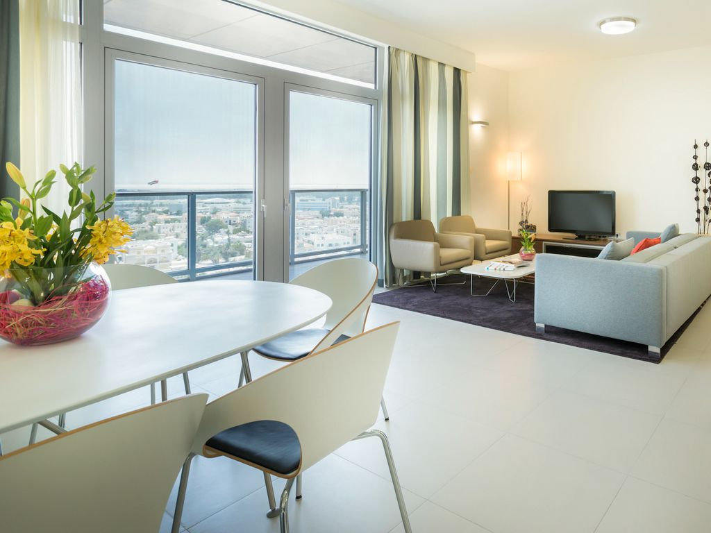 Executive-Apartment mit 1 Schlafzimmer
