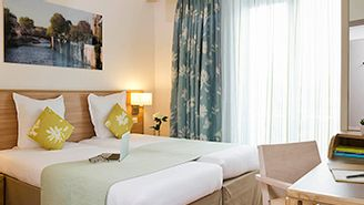 Apartamento con un dormitorio para 4 personas