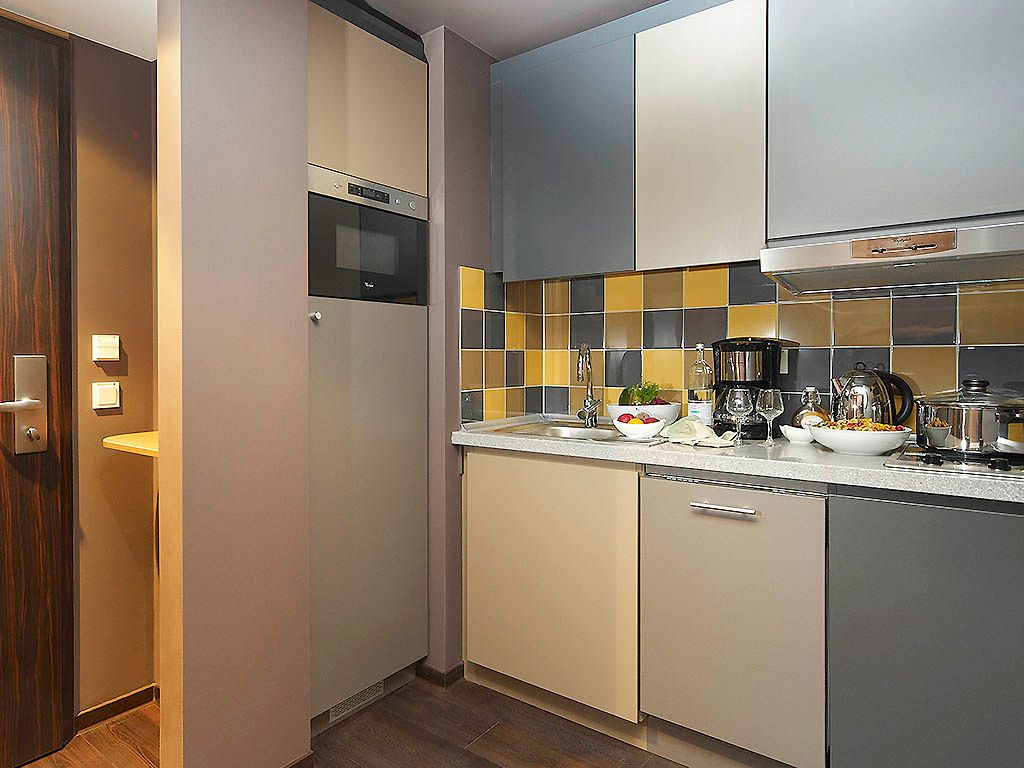 Apartment with 1 room for 4 people