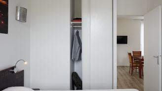 Apartamento de um quarto para 4 pessoas