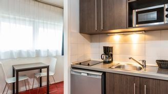 One-bedroom apartment for 4 people