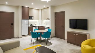 Appartement mit 1 Schlafzimmer für 2 Personen