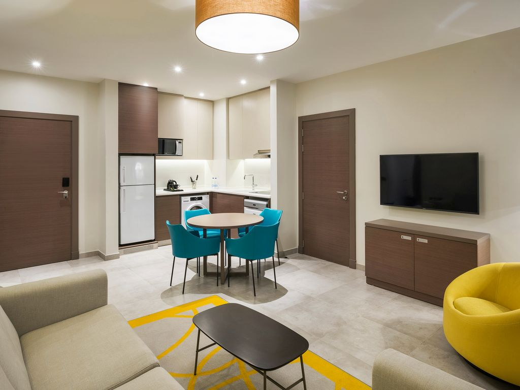 Apartment with 2 bedrooms for 3 & 4 persons