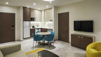 Appartement mit 2 Schlafzimmern für 3 & 4 Personen