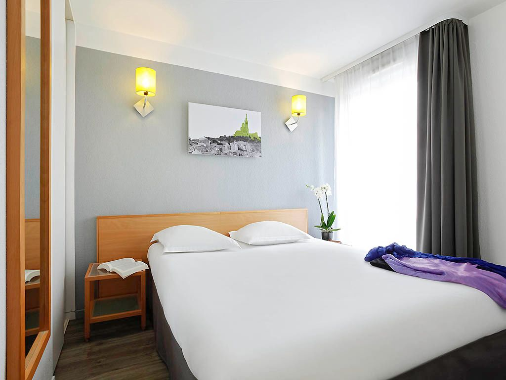 Apartamento de un dormitorio para 4 personas
