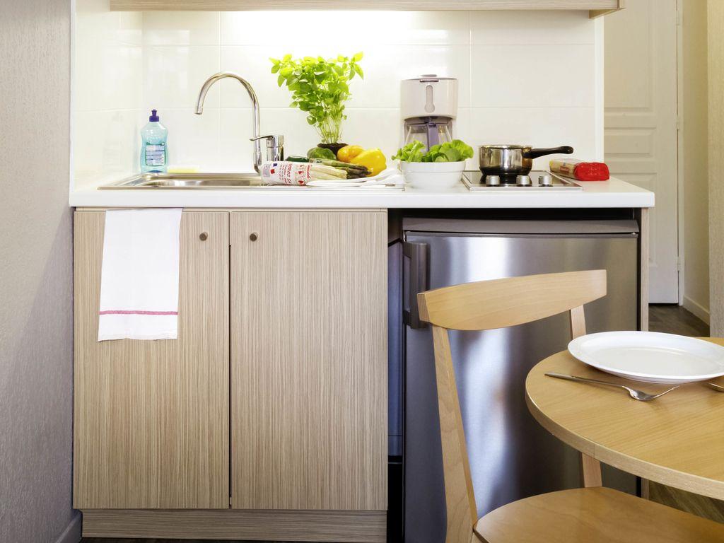1-Zimmer-Apartment für vier Personen