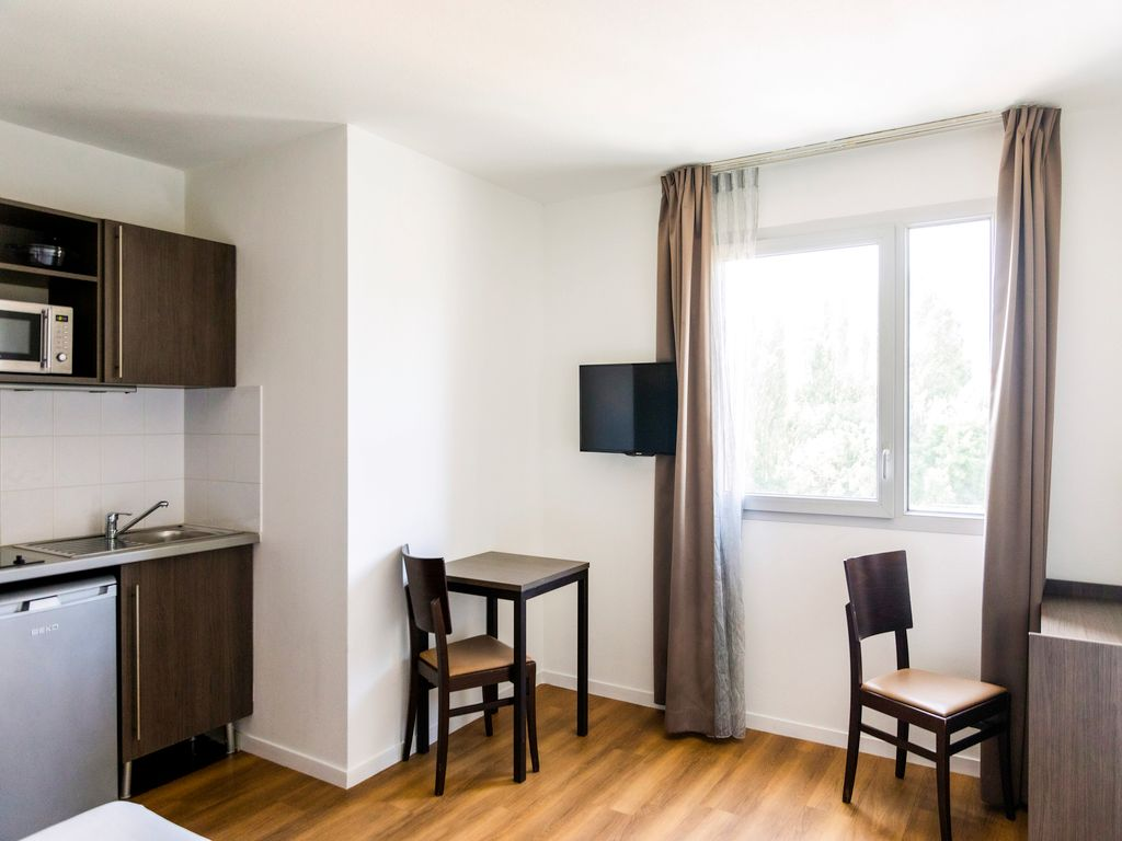 Apartment with 1 bedroom for 4 people