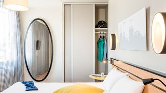 Apartment für 4 Personen, mit Terrasse