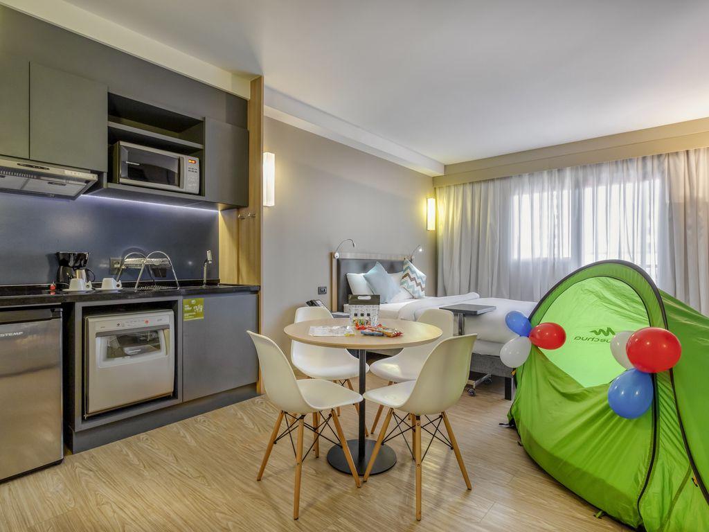 Superior-Apartment mit Doppelbett für maximal 2 Personen