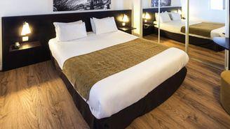 Apartamento de 1 dormitorio para 6 personas con vistas al mar