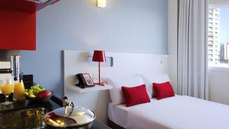 Apartamento Standard con cama abatible