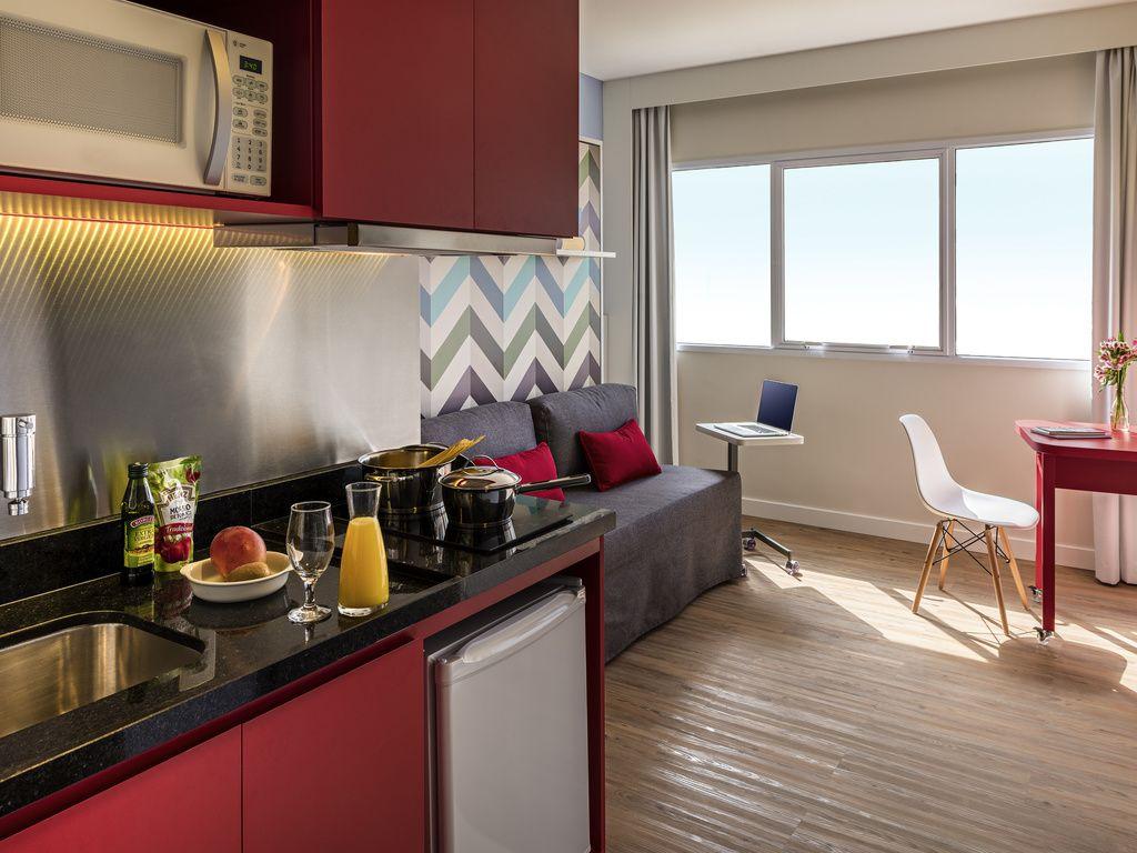 Appartement Standard avec lit pliant