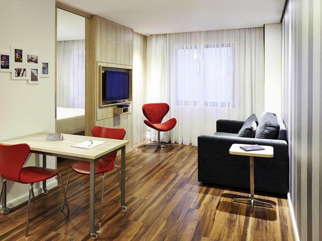 Superior-Apartment - Twin-Betten, ausgestattete Küche