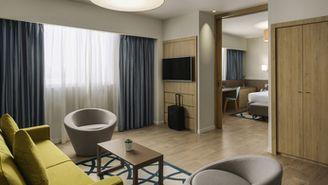 Appartement à 1chambre pour 3personnes