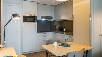 Appartment with 1 bedroom for 4 persons Twin beds