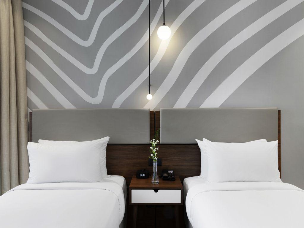 Studio-Apartment mit TWIN-Bett