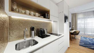 Appartement Deluxe Studio