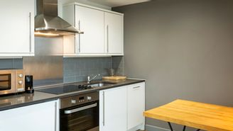 Appartement mit 1 Zimmer für 2 Personen
