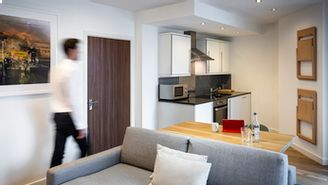 Apartment with 1 bedroom for 4 persons