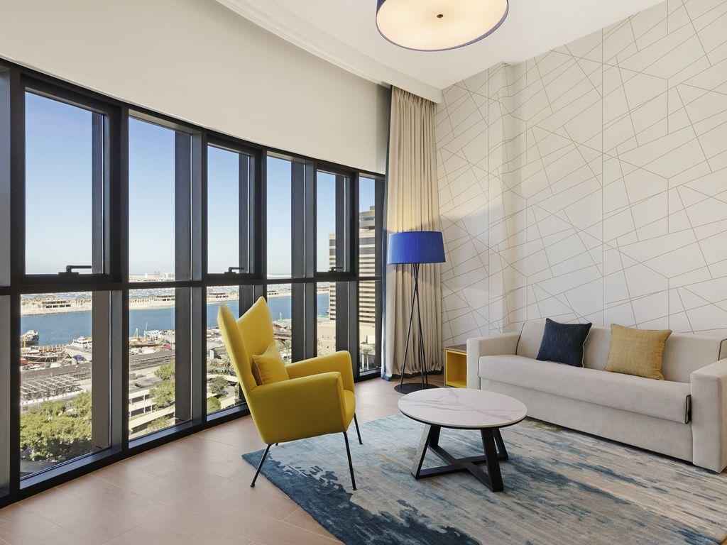 Appartement avec 1 chambre pour 3 personnes