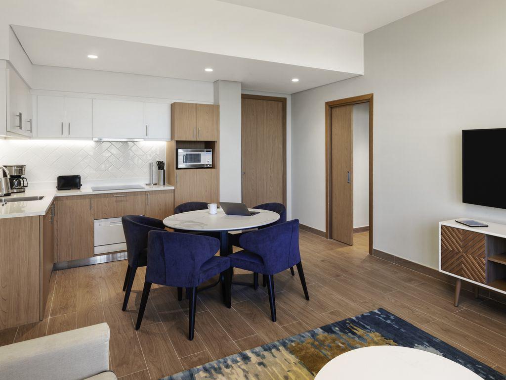 Appartement à 2chambres pour 4personnes