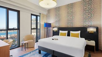 Apartment mit 2 Schlafzimmer für 4 Personen