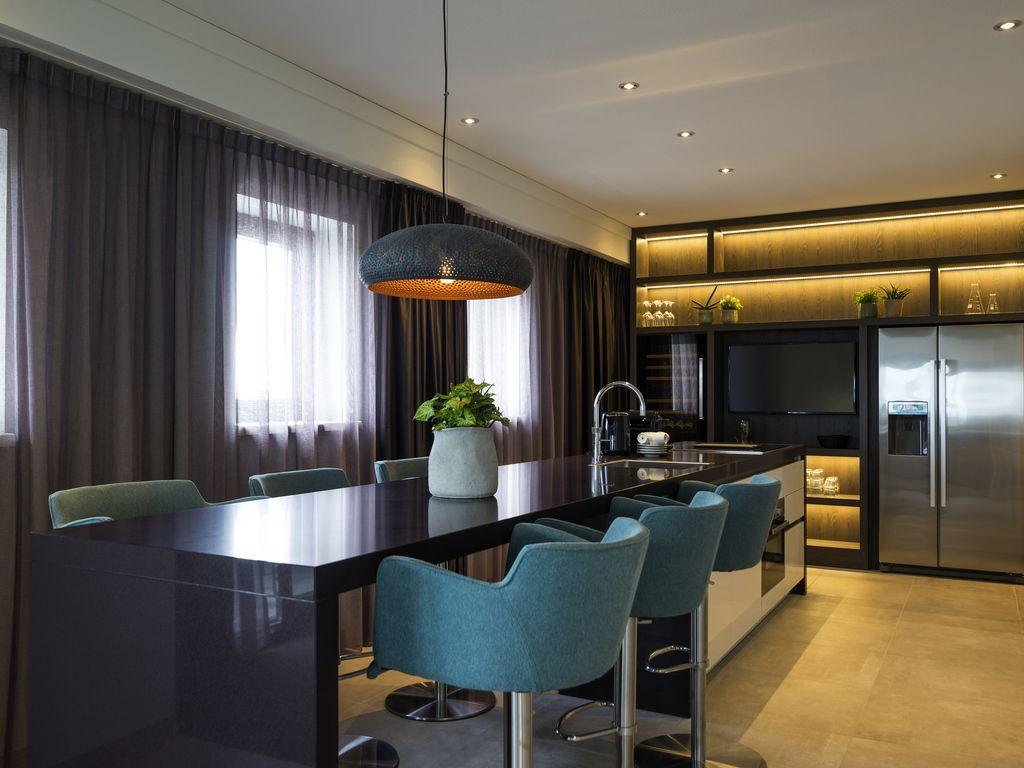 Superior-Appartement mit 2 Schlafzimmern und Terrasse
