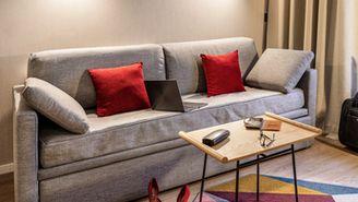 Appartement avec une chambre pour4