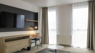 Apartamento de 1 dormitorio para 4 personas