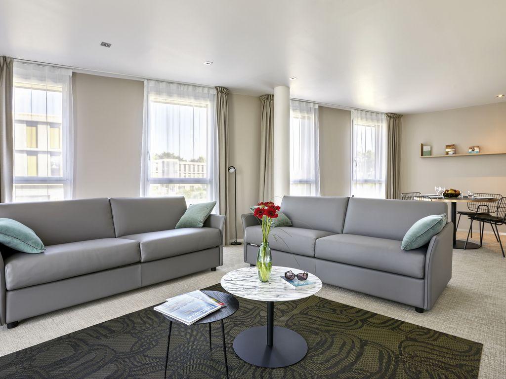 Apartamento de 2 dormitorio para 6 personas