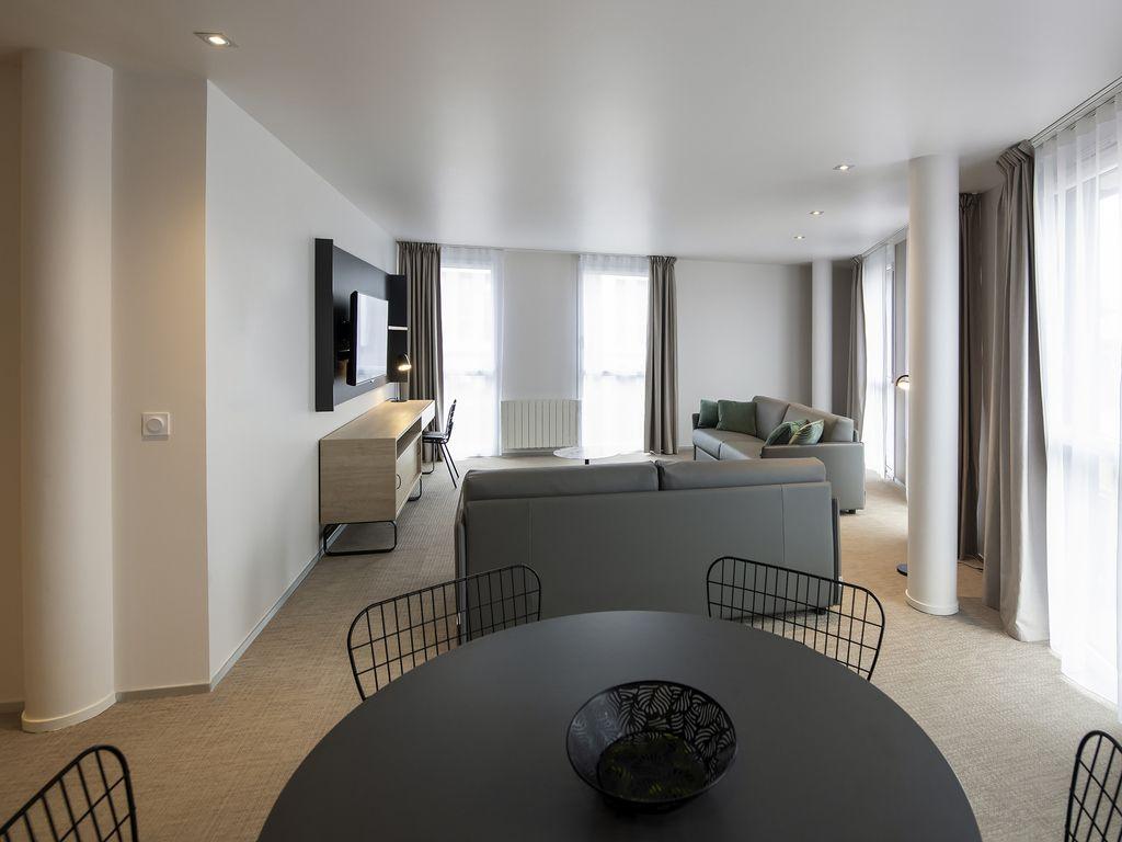 Appartement mit 3 Schlafzimmern für 8 Personen