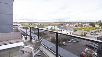 Appartement mit 1 Schlafzimmer und Terrasse, für 4 Personen